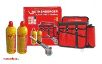 Zestaw Super Fire HOTBAG Rothenberger